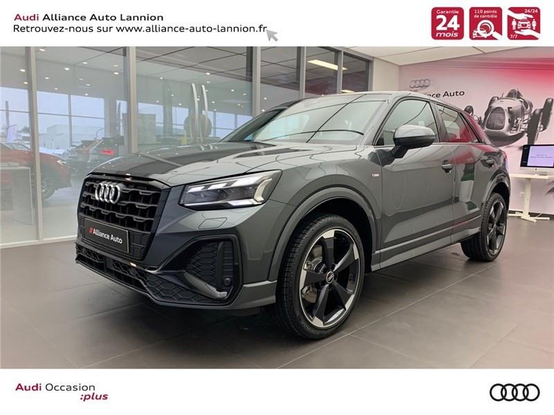 Photo 1 de l'offre de AUDI Q2 35 TFSI 150 S TRONIC 7 à 38490€ chez Prestige Automobiles – Audi St Brieuc