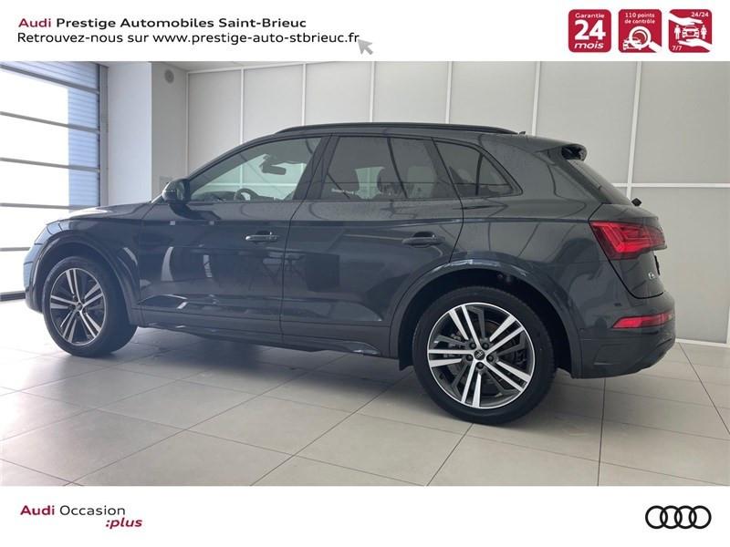 Photo 3 de l'offre de AUDI Q5 35 TDI 163 S TRONIC 7 à 59900€ chez Prestige Automobiles – Audi St Brieuc