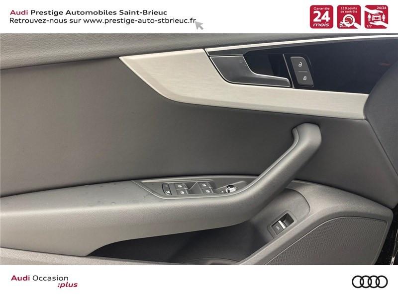 Photo 11 de l'offre de AUDI A4 35 TDI 163 S TRONIC 7 à 46900€ chez Prestige Automobiles – Audi St Brieuc