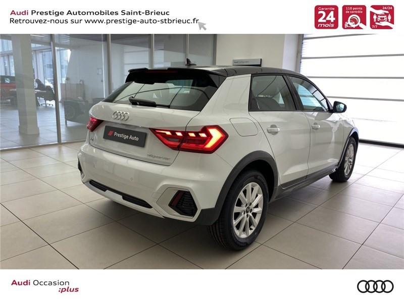 Photo 3 de l'offre de AUDI A1 25 TFSI 95 CH BVM5 à 25900€ chez Prestige Automobiles – Audi St Brieuc