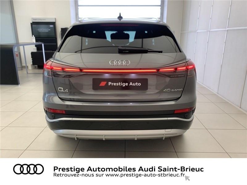 Photo 5 de l'offre de AUDI Q4 40 204 CH 82 KW à 71900€ chez Prestige Automobiles – Audi St Brieuc