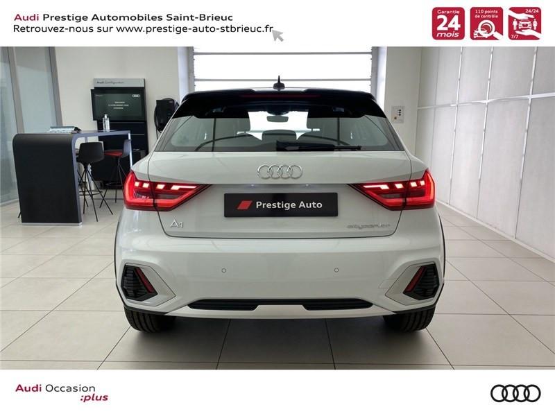 Photo 4 de l'offre de AUDI A1 25 TFSI 95 CH BVM5 à 25900€ chez Prestige Automobiles – Audi St Brieuc