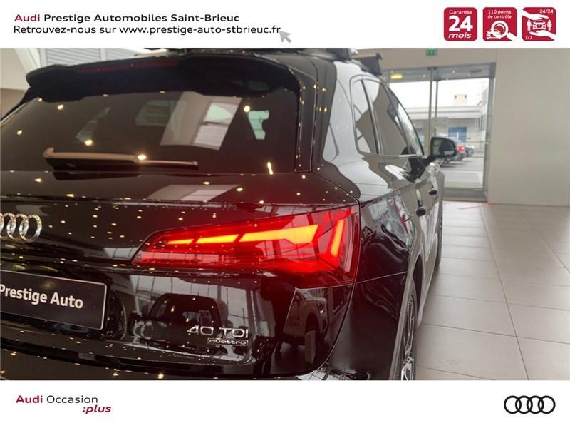 Photo 17 de l'offre de AUDI Q5 FL 40 TDI 204 CH QUATTRO S TRONIC 7 à 64900€ chez Prestige Automobiles – Audi St Brieuc