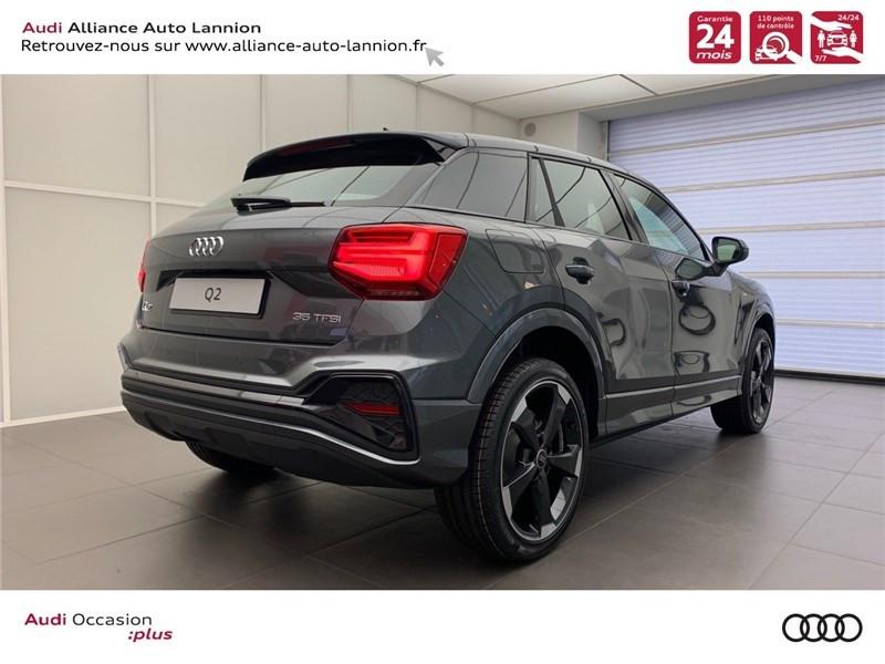 Photo 2 de l'offre de AUDI Q2 35 TFSI 150 S TRONIC 7 à 38490€ chez Prestige Automobiles – Audi St Brieuc