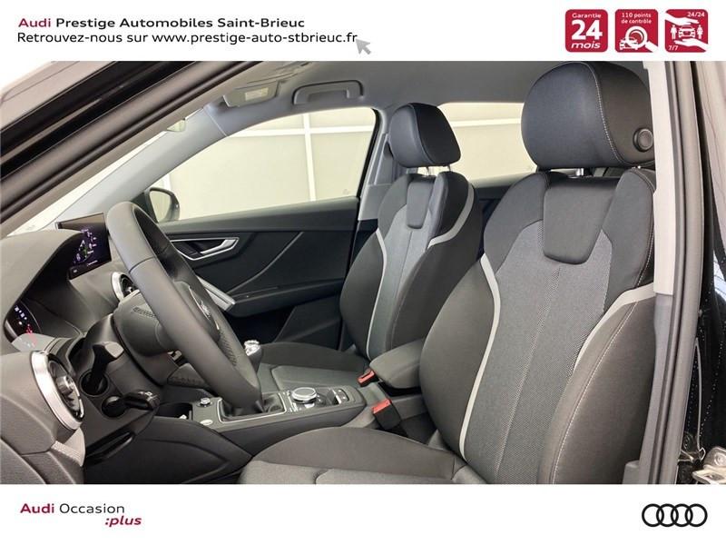 Photo 7 de l'offre de AUDI Q2 PI 30 TFSI 110 CH BVM6 à 31900€ chez Prestige Automobiles – Audi St Brieuc