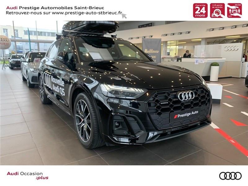 Photo 3 de l'offre de AUDI Q5 FL 40 TDI 204 CH QUATTRO S TRONIC 7 à 64900€ chez Prestige Automobiles – Audi St Brieuc