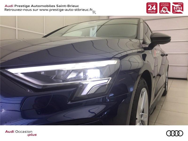 Photo 16 de l'offre de AUDI A3/S3 35 TFSI 150 à 36800€ chez Prestige Automobiles – Audi St Brieuc