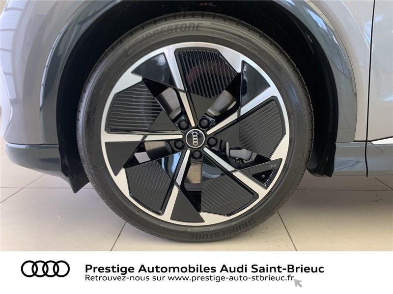 Photo 7 de l'offre de AUDI Q4 40 204 CH 82 KW à 71900€ chez Prestige Automobiles – Audi St Brieuc
