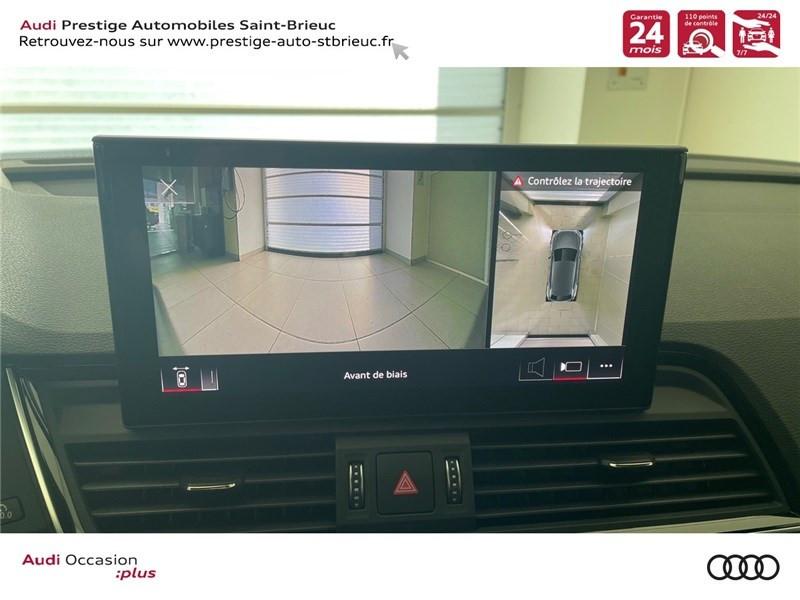 Photo 13 de l'offre de AUDI Q5 35 TDI 163 S TRONIC 7 à 59900€ chez Prestige Automobiles – Audi St Brieuc