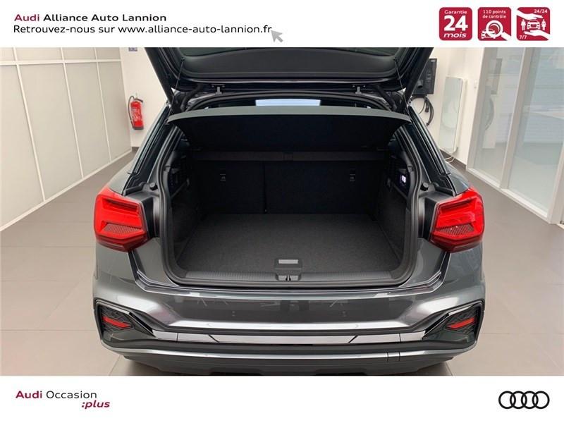 Photo 5 de l'offre de AUDI Q2 35 TFSI 150 S TRONIC 7 à 38490€ chez Prestige Automobiles – Audi St Brieuc