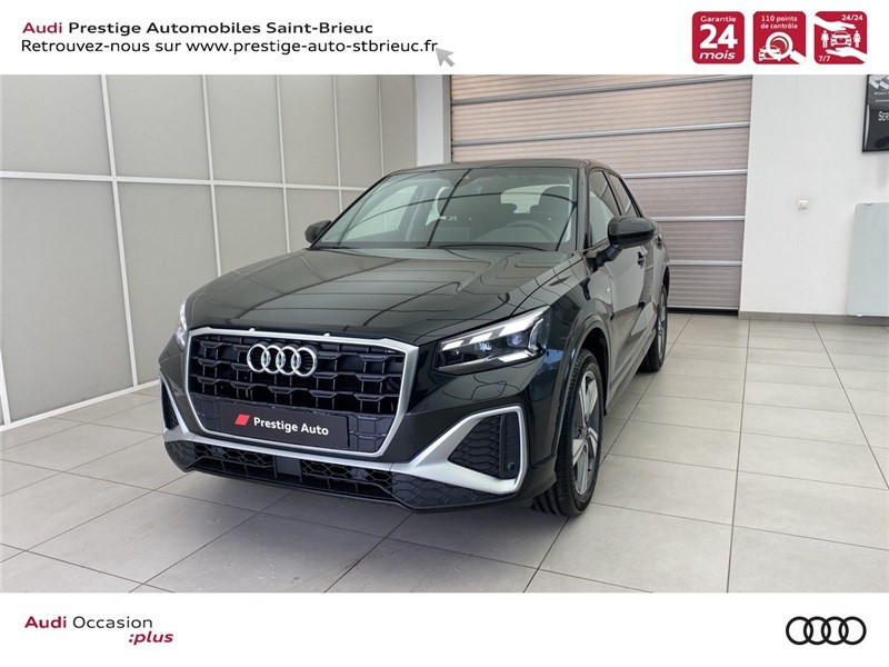 Photo 1 de l'offre de AUDI Q2 PI 30 TFSI 110 CH BVM6 à 31900€ chez Prestige Automobiles – Audi St Brieuc
