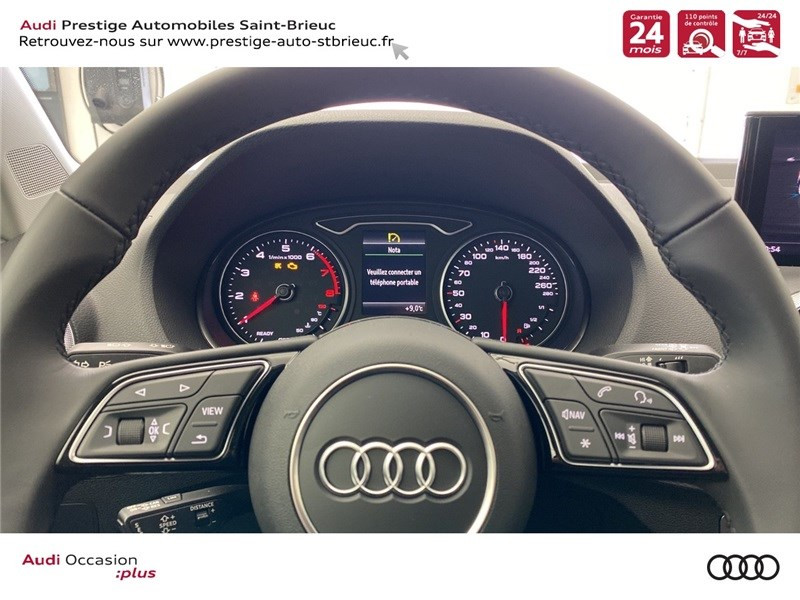 Photo 13 de l'offre de AUDI Q2 PI 30 TFSI 110 CH BVM6 à 31900€ chez Prestige Automobiles – Audi St Brieuc