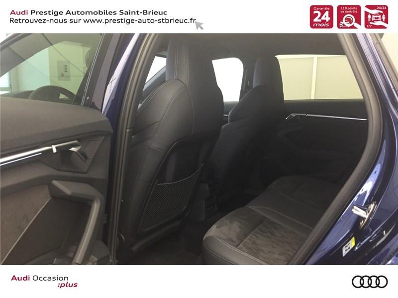 Photo 8 de l'offre de AUDI A3/S3 35 TFSI 150 à 36800€ chez Prestige Automobiles – Audi St Brieuc