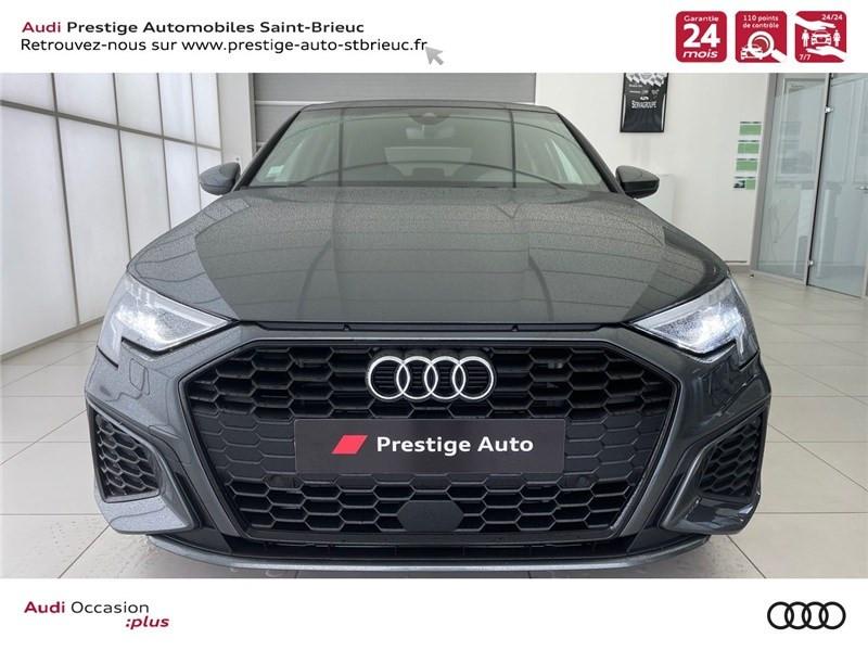Photo 2 de l'offre de AUDI A3/S3 40 TFSIE 204 S TRONIC 6 à 40900€ chez Prestige Automobiles – Audi St Brieuc