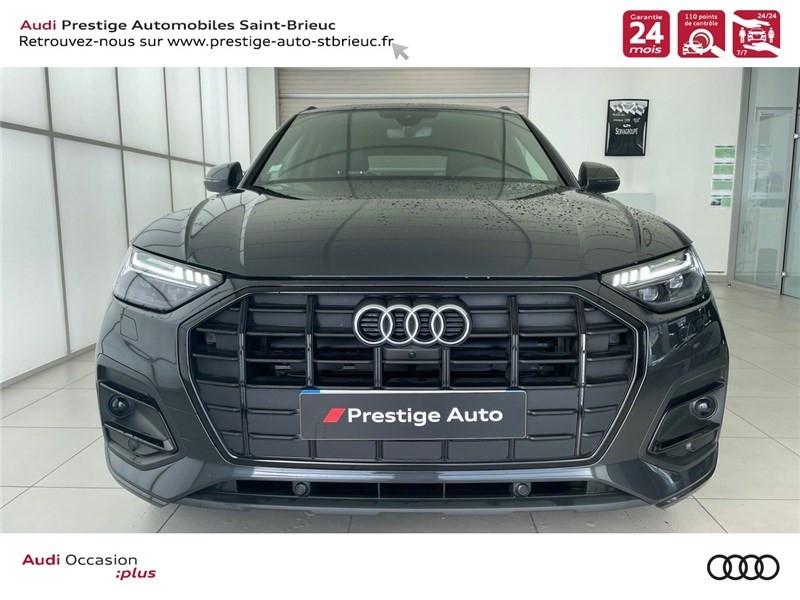Photo 2 de l'offre de AUDI Q5 35 TDI 163 S TRONIC 7 à 59900€ chez Prestige Automobiles – Audi St Brieuc