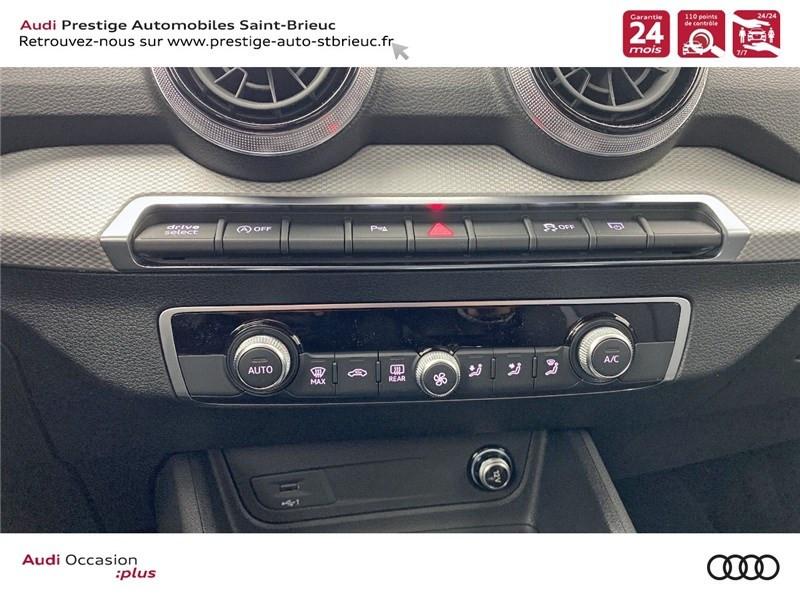 Photo 14 de l'offre de AUDI Q2 PI 30 TFSI 110 CH BVM6 à 31900€ chez Prestige Automobiles – Audi St Brieuc