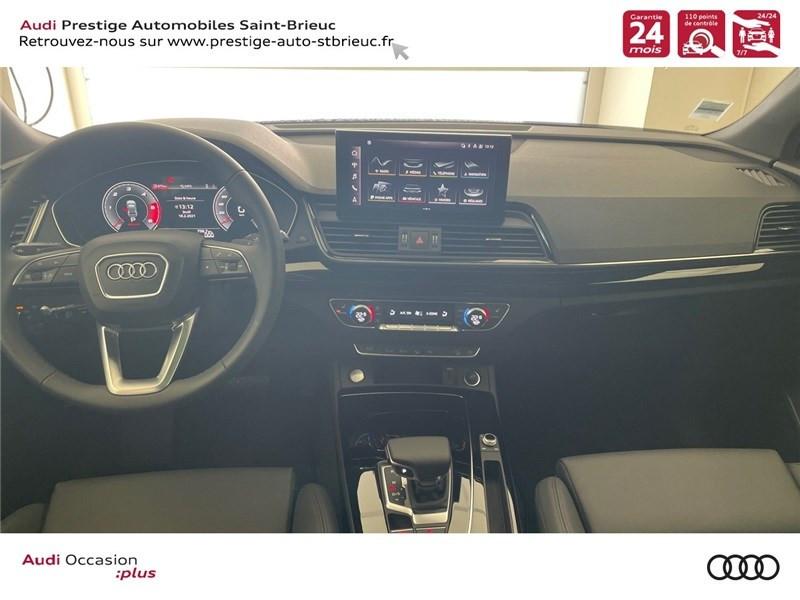 Photo 6 de l'offre de AUDI Q5 35 TDI 163 S TRONIC 7 à 59900€ chez Prestige Automobiles – Audi St Brieuc