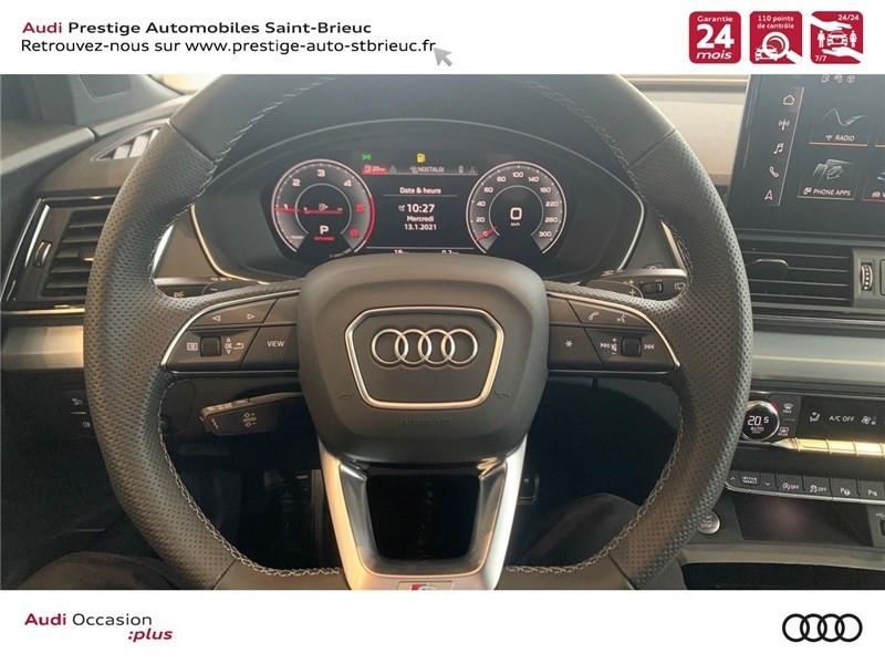Photo 9 de l'offre de AUDI Q5 FL 40 TDI 204 CH QUATTRO S TRONIC 7 à 64900€ chez Prestige Automobiles – Audi St Brieuc