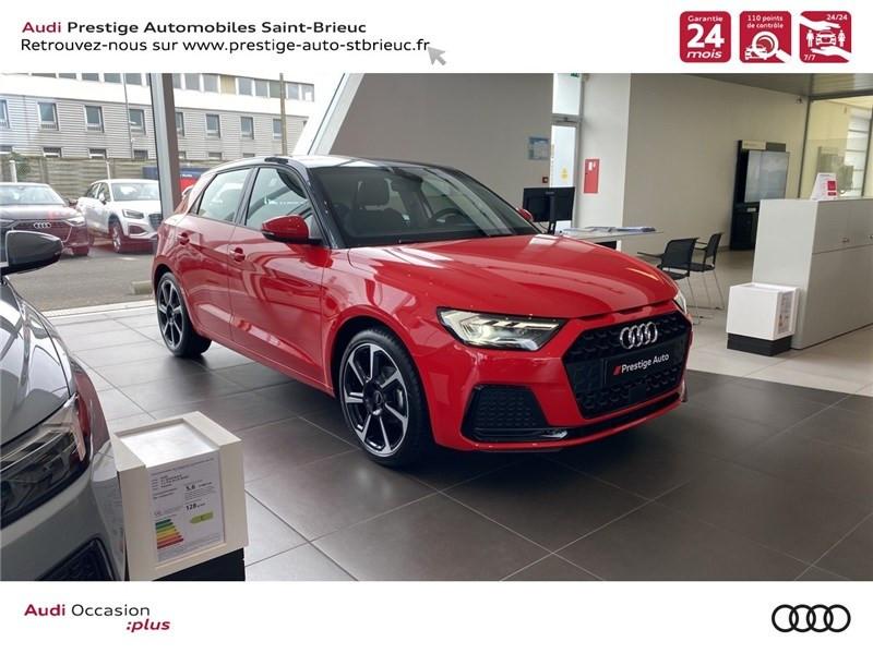 Photo 3 de l'offre de AUDI A1 25 TFSI 95 CH S TRONIC 7 à 29900€ chez Prestige Automobiles – Audi St Brieuc