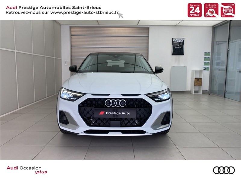 Photo 2 de l'offre de AUDI A1 25 TFSI 95 CH BVM5 à 25900€ chez Prestige Automobiles – Audi St Brieuc