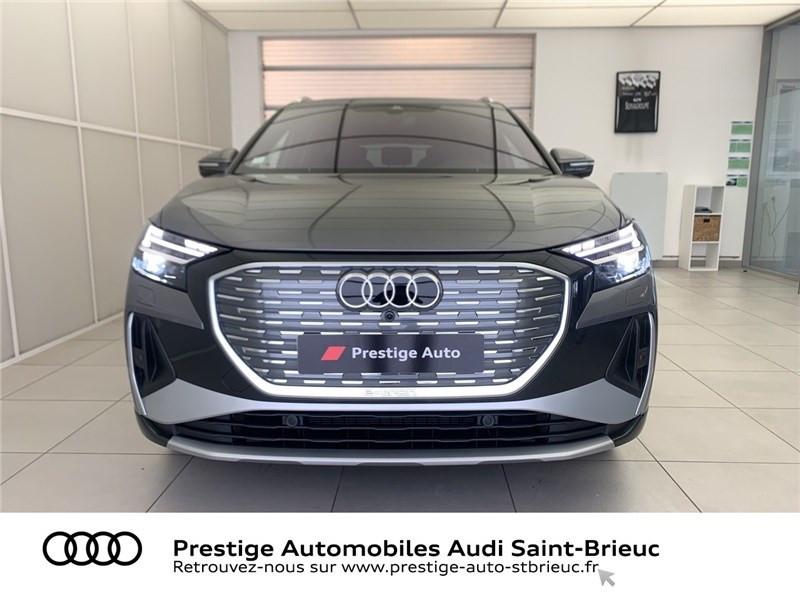 Photo 2 de l'offre de AUDI Q4 40 204 CH 82 KW à 71900€ chez Prestige Automobiles – Audi St Brieuc