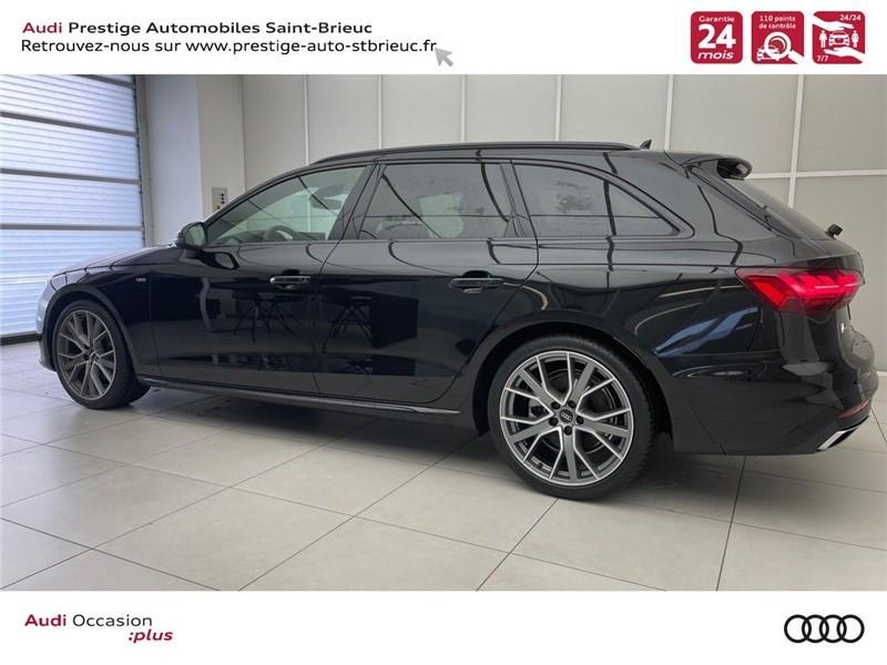 Photo 3 de l'offre de AUDI A4 35 TDI 163 S TRONIC 7 à 46900€ chez Prestige Automobiles – Audi St Brieuc