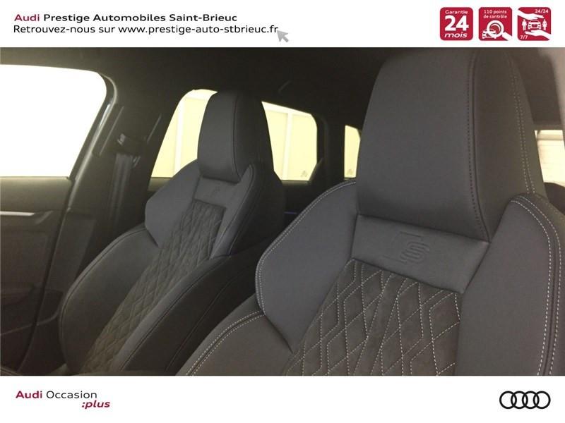 Photo 10 de l'offre de AUDI A3/S3 35 TFSI 150 à 36800€ chez Prestige Automobiles – Audi St Brieuc