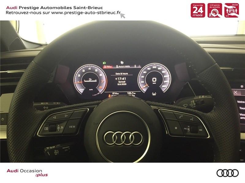 Photo 11 de l'offre de AUDI A3/S3 35 TFSI 150 à 36800€ chez Prestige Automobiles – Audi St Brieuc