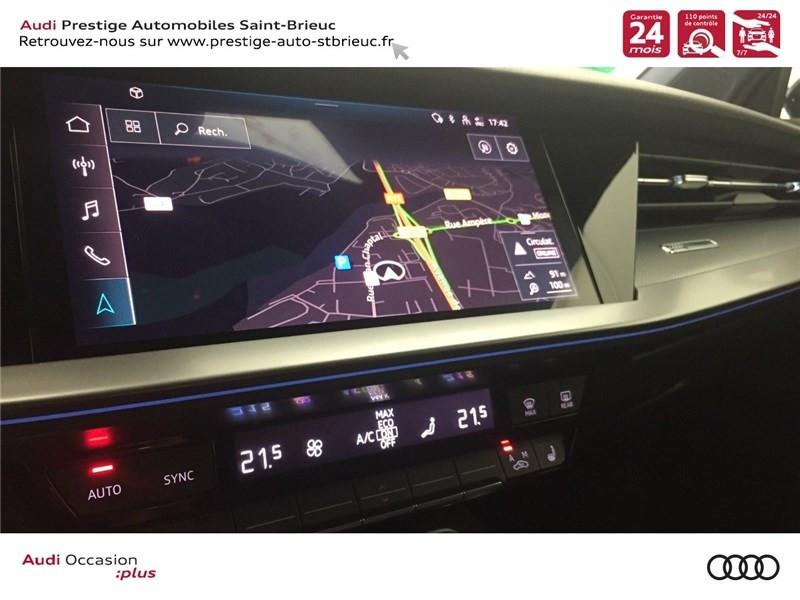 Photo 12 de l'offre de AUDI A3/S3 35 TFSI 150 à 36800€ chez Prestige Automobiles – Audi St Brieuc