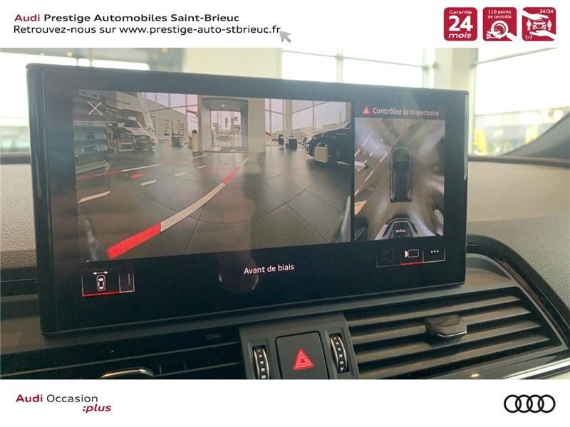 Photo 10 de l'offre de AUDI Q5 FL 40 TDI 204 CH QUATTRO S TRONIC 7 à 64900€ chez Prestige Automobiles – Audi St Brieuc