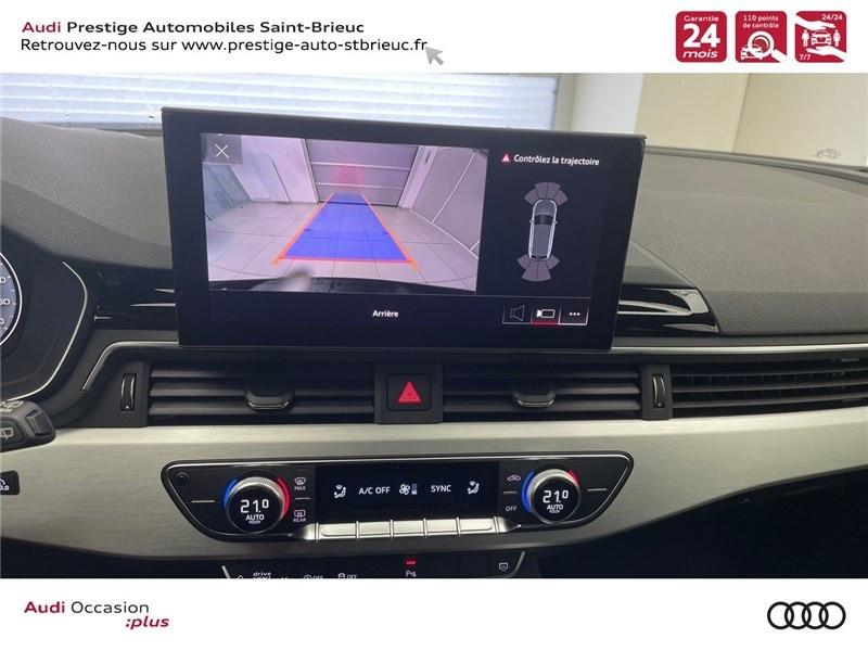 Photo 13 de l'offre de AUDI A4 35 TDI 163 S TRONIC 7 à 46900€ chez Prestige Automobiles – Audi St Brieuc