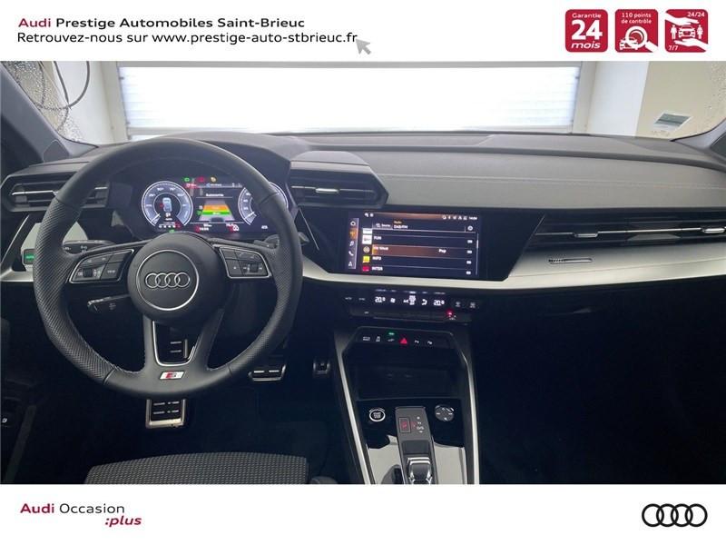 Photo 6 de l'offre de AUDI A3/S3 40 TFSIE 204 S TRONIC 6 à 40900€ chez Prestige Automobiles – Audi St Brieuc