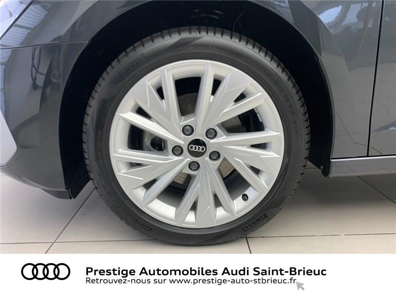 Photo 14 de l'offre de AUDI A3 BERLINE 35 TFSI MHEV 150 S TRONIC 7 à 44479€ chez Prestige Automobiles – Audi St Brieuc