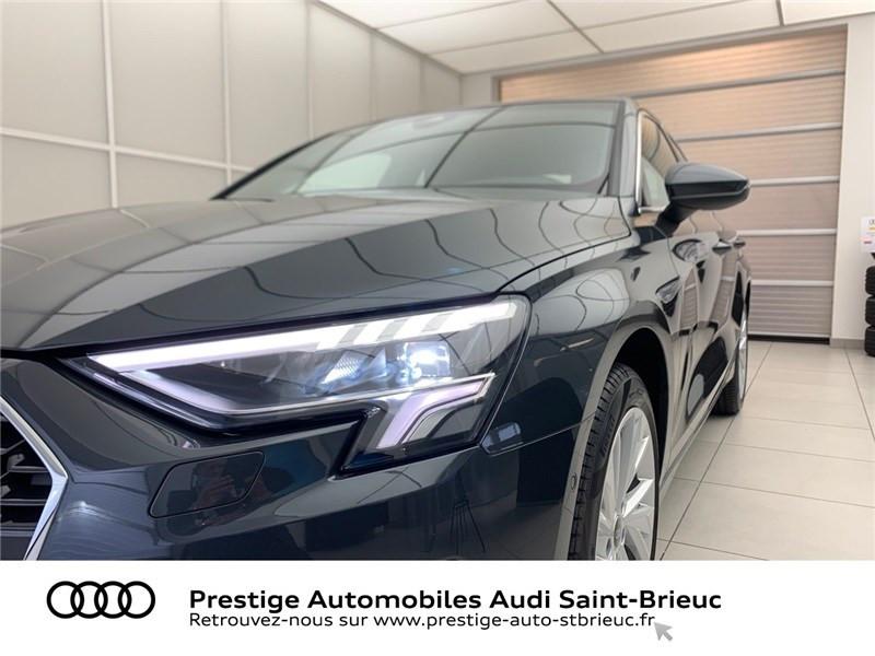 Photo 12 de l'offre de AUDI A3 BERLINE 35 TFSI MHEV 150 S TRONIC 7 à 44479€ chez Prestige Automobiles – Audi St Brieuc