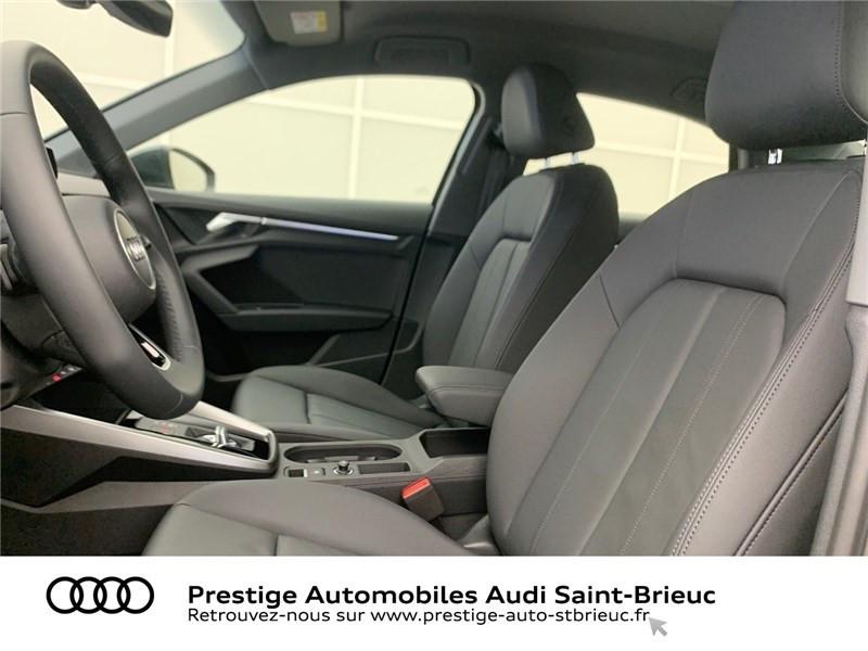 Photo 9 de l'offre de AUDI A3 BERLINE 35 TFSI MHEV 150 S TRONIC 7 à 44479€ chez Prestige Automobiles – Audi St Brieuc