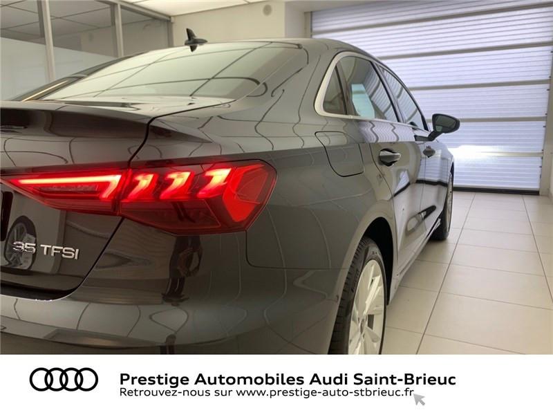 Photo 13 de l'offre de AUDI A3 BERLINE 35 TFSI MHEV 150 S TRONIC 7 à 44479€ chez Prestige Automobiles – Audi St Brieuc