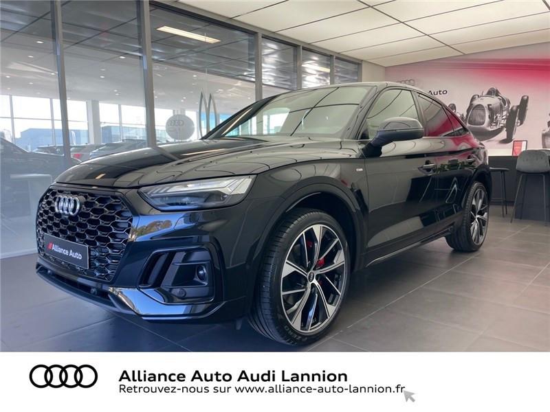 Audi Q5 40 TDI 204 S TRONIC 7 QUATTRO Diesel NOIR MYTHIC METALLISE Occasion à vendre