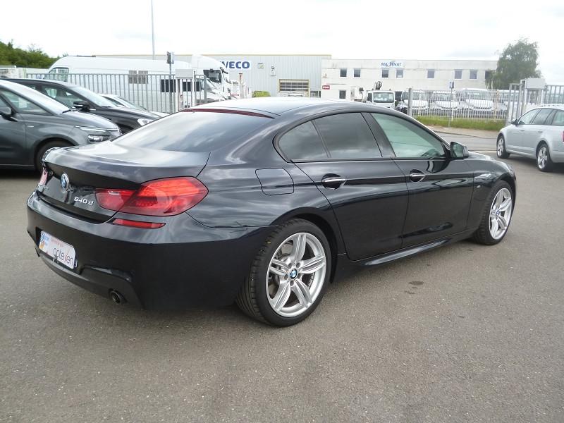 Photo 4 de l'offre de BMW SERIE 6 GRAN COUPE (F06) 640DA XDRIVE 313CH M SPORT à 39000€ chez Jestin autos