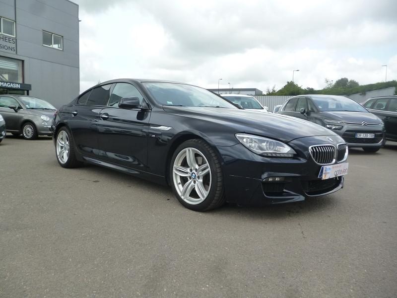 Photo 2 de l'offre de BMW SERIE 6 GRAN COUPE (F06) 640DA XDRIVE 313CH M SPORT à 39000€ chez Jestin autos