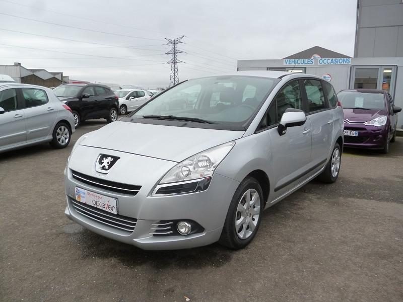 Peugeot 5008 1.6 HDI112 FAP ACCESS 5PL Diesel GRIS C Occasion à vendre