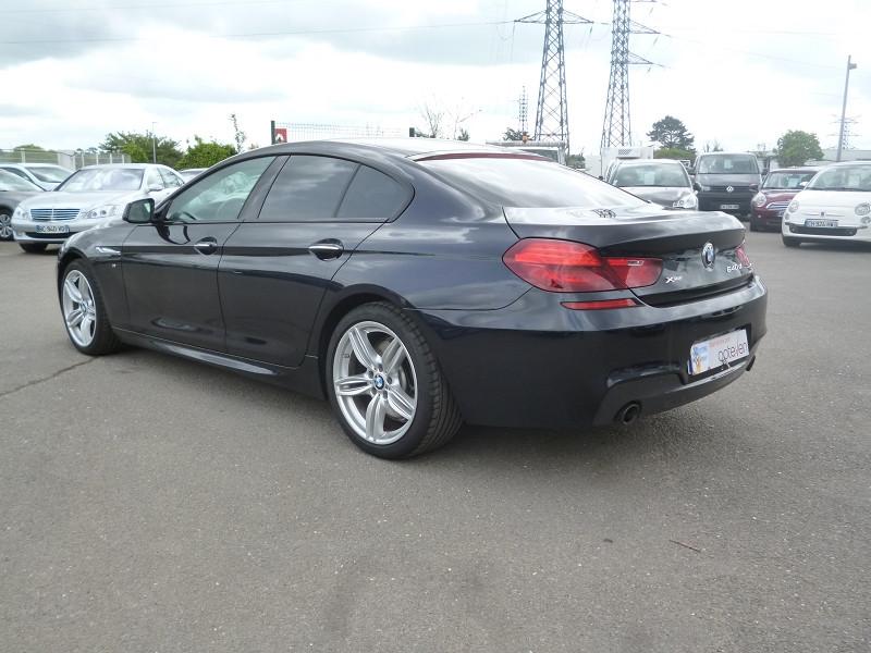 Photo 3 de l'offre de BMW SERIE 6 GRAN COUPE (F06) 640DA XDRIVE 313CH M SPORT à 39000€ chez Jestin autos
