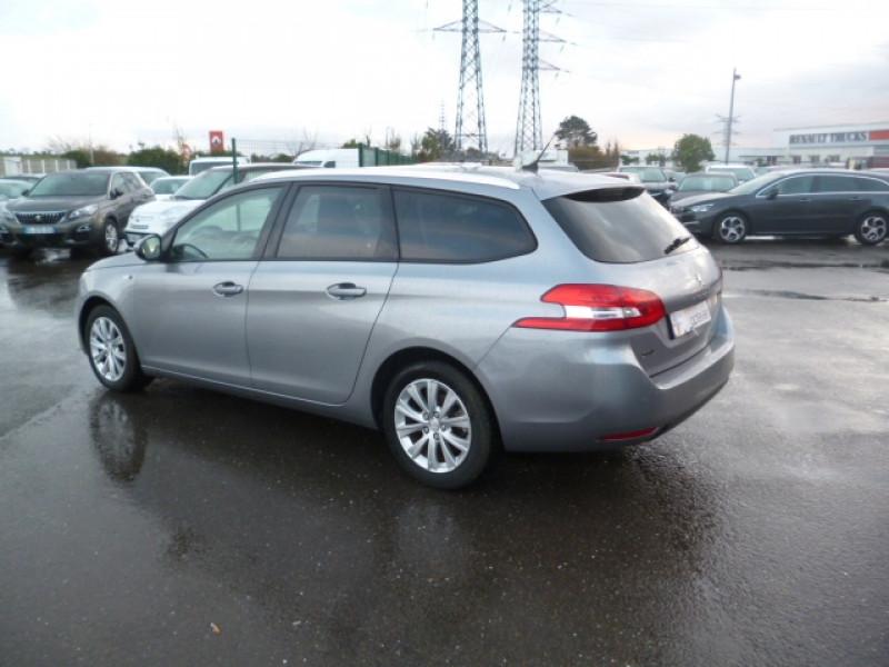 Photo 3 de l'offre de PEUGEOT 308 SW 1.6 BLUEHDI 100CH STYLE S&S à 9900€ chez Jestin autos