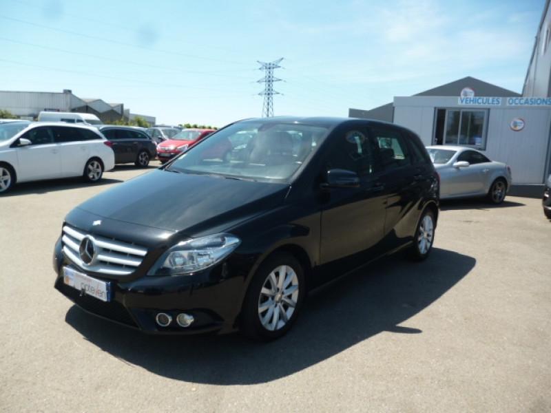 Mercedes-Benz CLASSE B (W246) 180 CDI FASCINATION Diesel NOIR Occasion à vendre