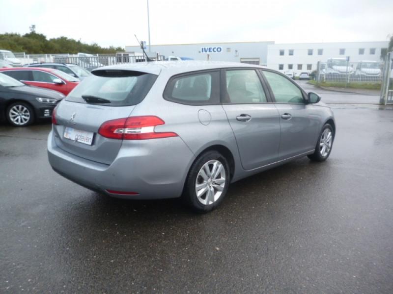 Photo 4 de l'offre de PEUGEOT 308 SW 1.6 BLUEHDI 100CH ACCESS S&S à 11300€ chez Jestin autos