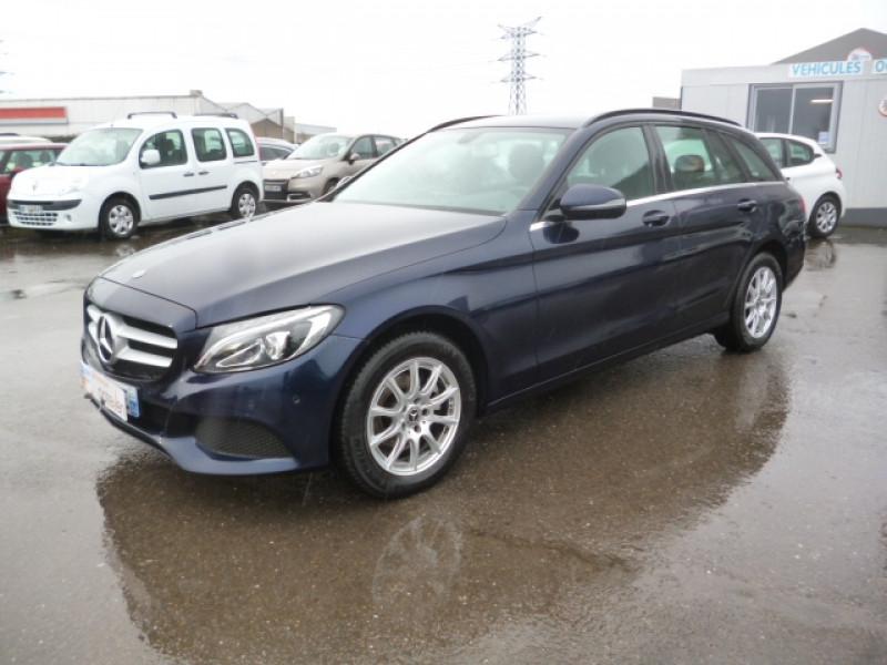 Mercedes-Benz CLASSE C BREAK (S205) 180 D BUSINESS 7G-TRONIC PLUS Diesel BLEU F Occasion à vendre