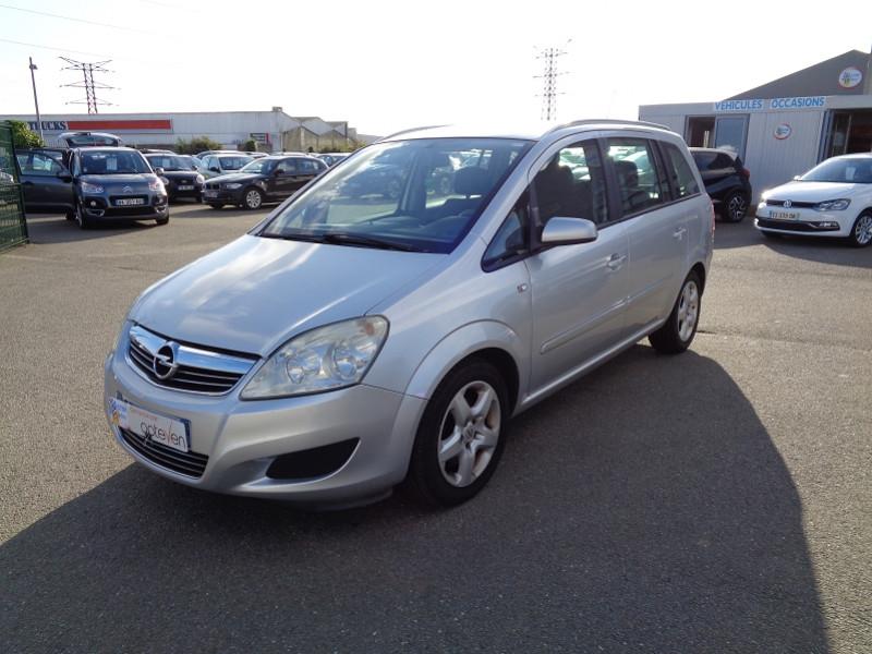 Opel ZAFIRA 1.7 CDTI125 FAP EDITION Diesel GRIS C Occasion à vendre