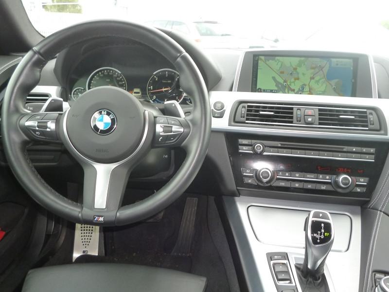 Photo 5 de l'offre de BMW SERIE 6 GRAN COUPE (F06) 640DA XDRIVE 313CH M SPORT à 39000€ chez Jestin autos