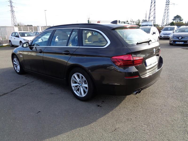 Photo 3 de l'offre de BMW SERIE 5 (F10) TOURING 520D 190CH LOUNGE PLUS à 14200€ chez Jestin autos