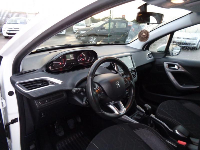 Photo 9 de l'offre de PEUGEOT 2008 1.6 BLUEHDI 100CH ACTIVE à 10990€ chez Jestin autos