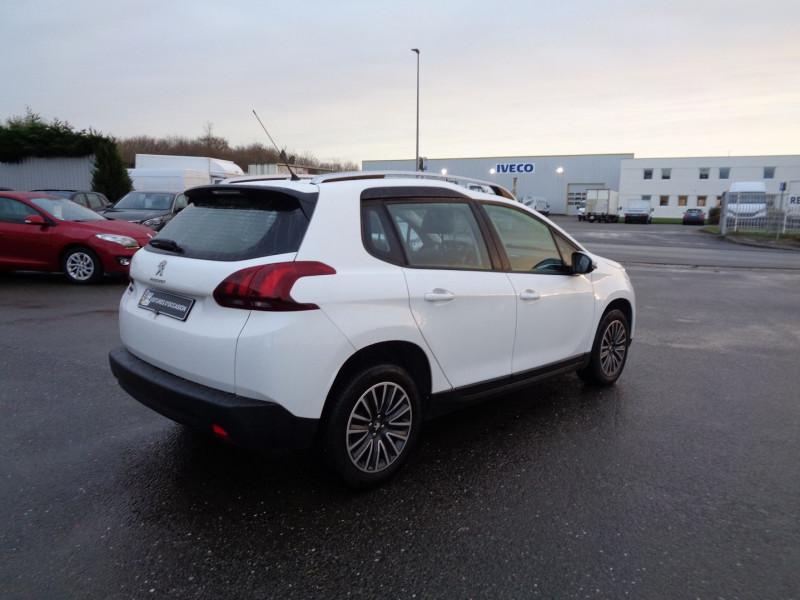 Photo 3 de l'offre de PEUGEOT 2008 1.6 BLUEHDI 100CH ACTIVE à 10990€ chez Jestin autos